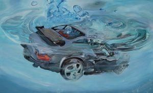 alt = Artiste Galerie Marciano Marcello Petischi voiture car classic car collection Porsche Car Lover