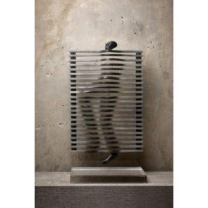 Siesta | Isabel Miramontes Artist | sculpture bronze | Galerie Mickaël Marciano Place des Vosges Paris.