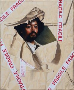Fabio Inverni Artiste | Juan de Pareja | Hyperrealism Velasquez | Galerie Mickaël Marciano Place des Vosges Paris