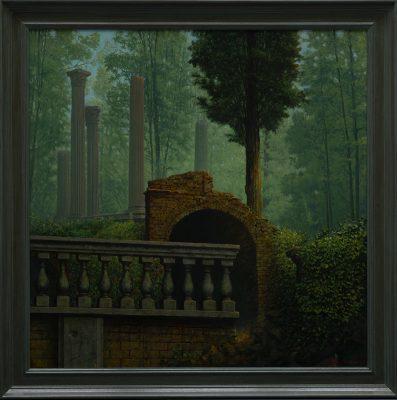 Andrzej Malinowski | Orifice | Landscape Paysage | Nature | Art gallery Painting Place des Vosges | Marciano Contemporary