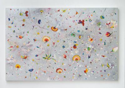 Thierry Feuz Artiste | Silver Winds Panorama | Flowers fleurs | Galerie Mickaël Marciano Place des Vosges Paris