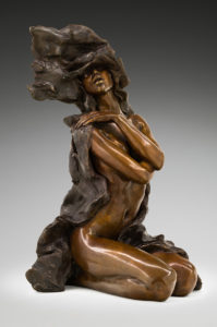 Jacques le Nantec Kalisha | woman erotism sculptures fantastic fantasy | Artiste Galerie Mickaël Marciano Art contemporain Paris