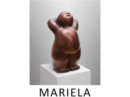 Mariela Garibay artist Galerie Mickaël Marciano
