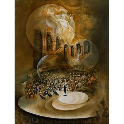 Roger Suraud Orchestre | Musique concert | Galerie Mickaël Marciano Art contemporain Paris
