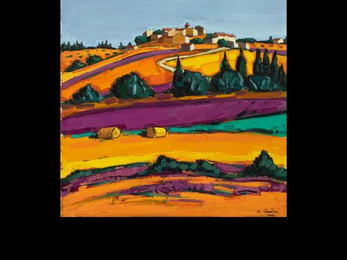 Jean Claude Quilici artist Galerie Mickaël Marciano
