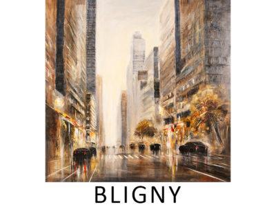 Jean Claud Bligny artist Galerie Mickaël Marciano