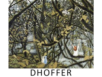 Dominique Hoffer Dhoffer Artist Galerie Mickaël Marciano