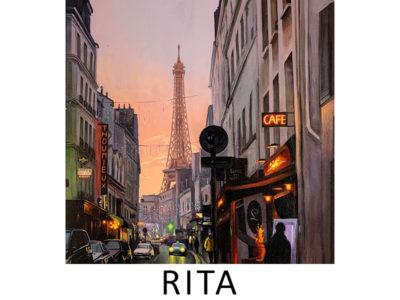 Rita Artist Galerie Mickaël Marciano