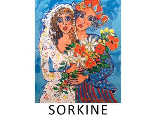 Raya Sorkine Artist Galerie Mickaël Marciano