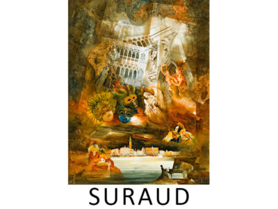 Roger Suraud Artist Galerie Mickaël Marciano