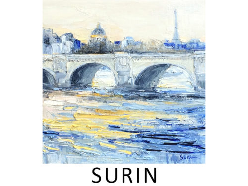 Jean-Paul Surin artist Galerie Mickaël Marciano